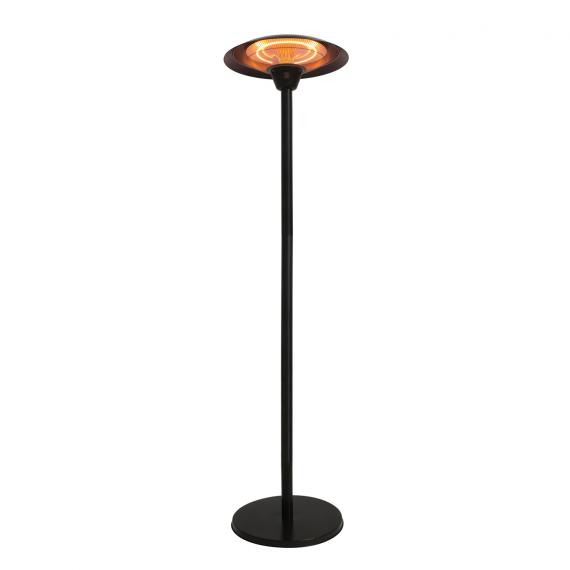 Frisco Bronze Halogen Patio Heater