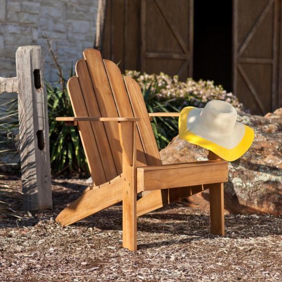 Soleil Teak Adirondack Chair