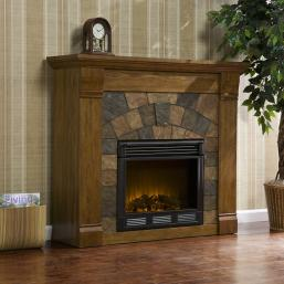 Style Selections Modern Media Electric Fireplace Electric Fireplace - Style selections electric fireplace